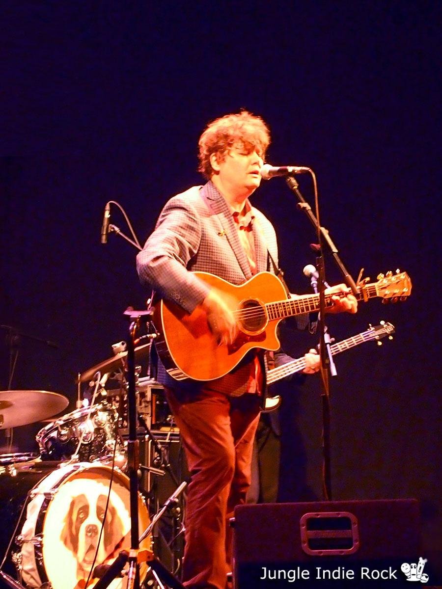 Ron Sexsmith  Teatro Lara, Madrid  Spain  Concert Review - Jungle