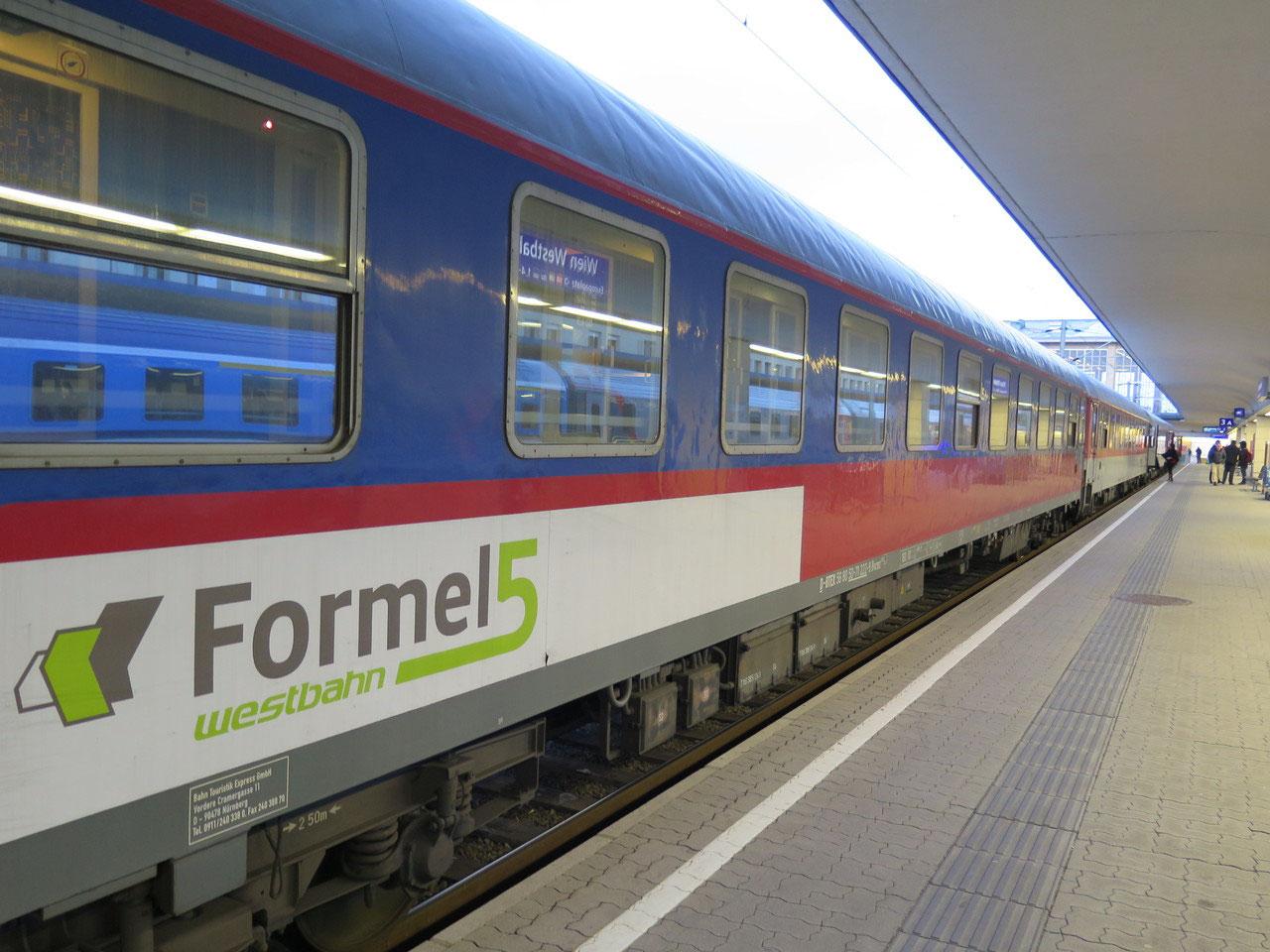 Westbahn Erweitert Angebot Und Beschleunigt Ihre Fahrten Im