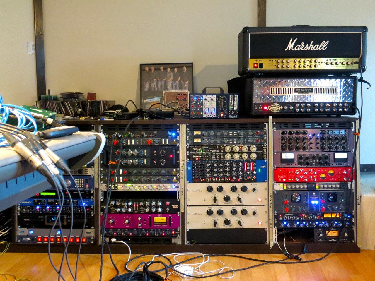 Willkommen Hedgehogrecordingstudios Webseite Recording Studio Wiring Juli 2014