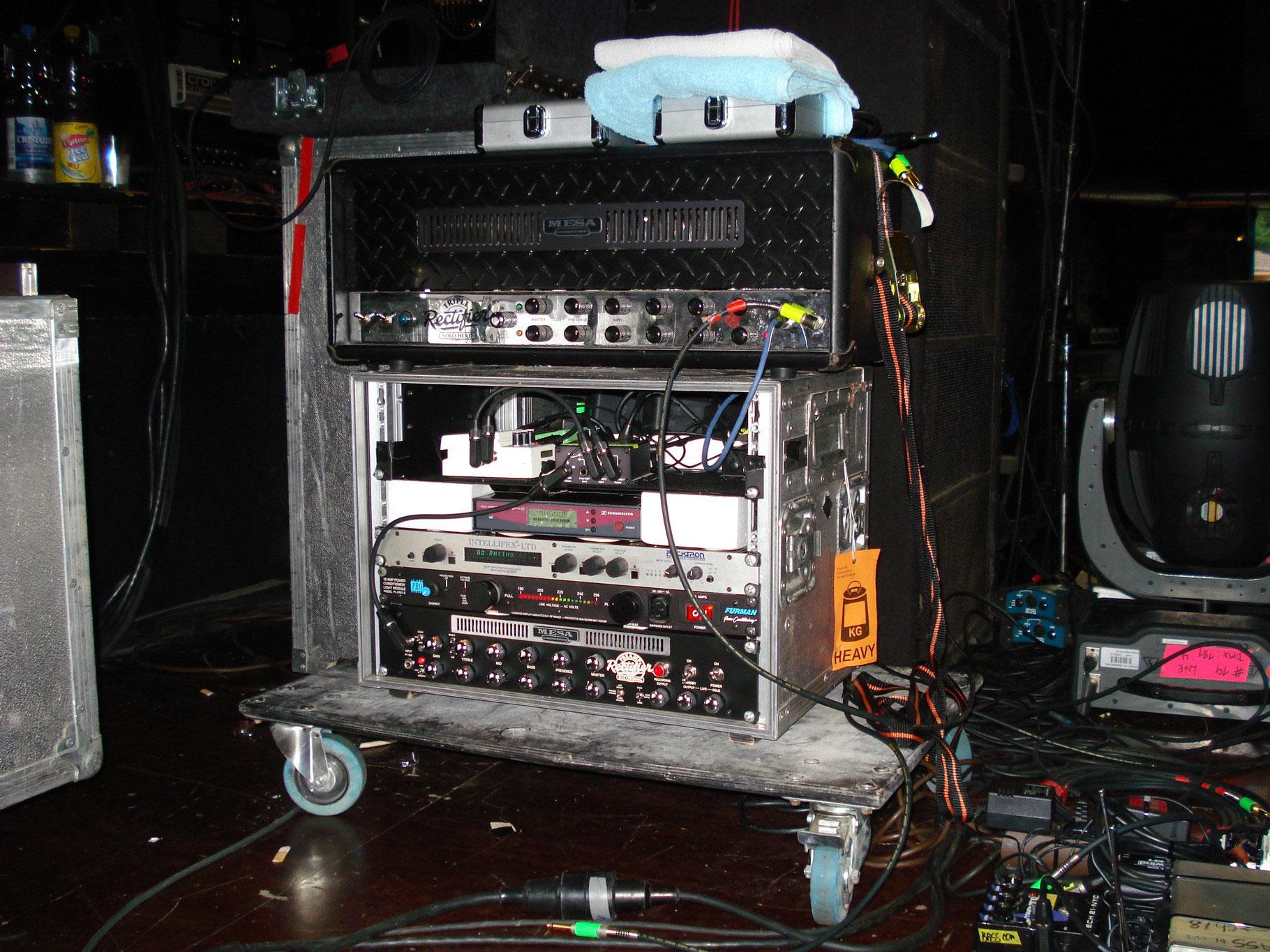 Amps Rack Marcus Siepen Audio Wiring 2002