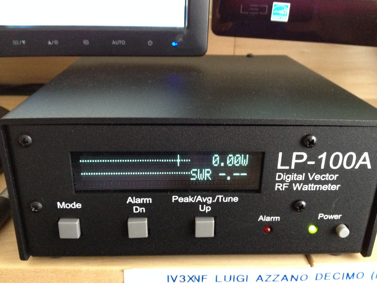 Radio & Antenne - iv3xnf