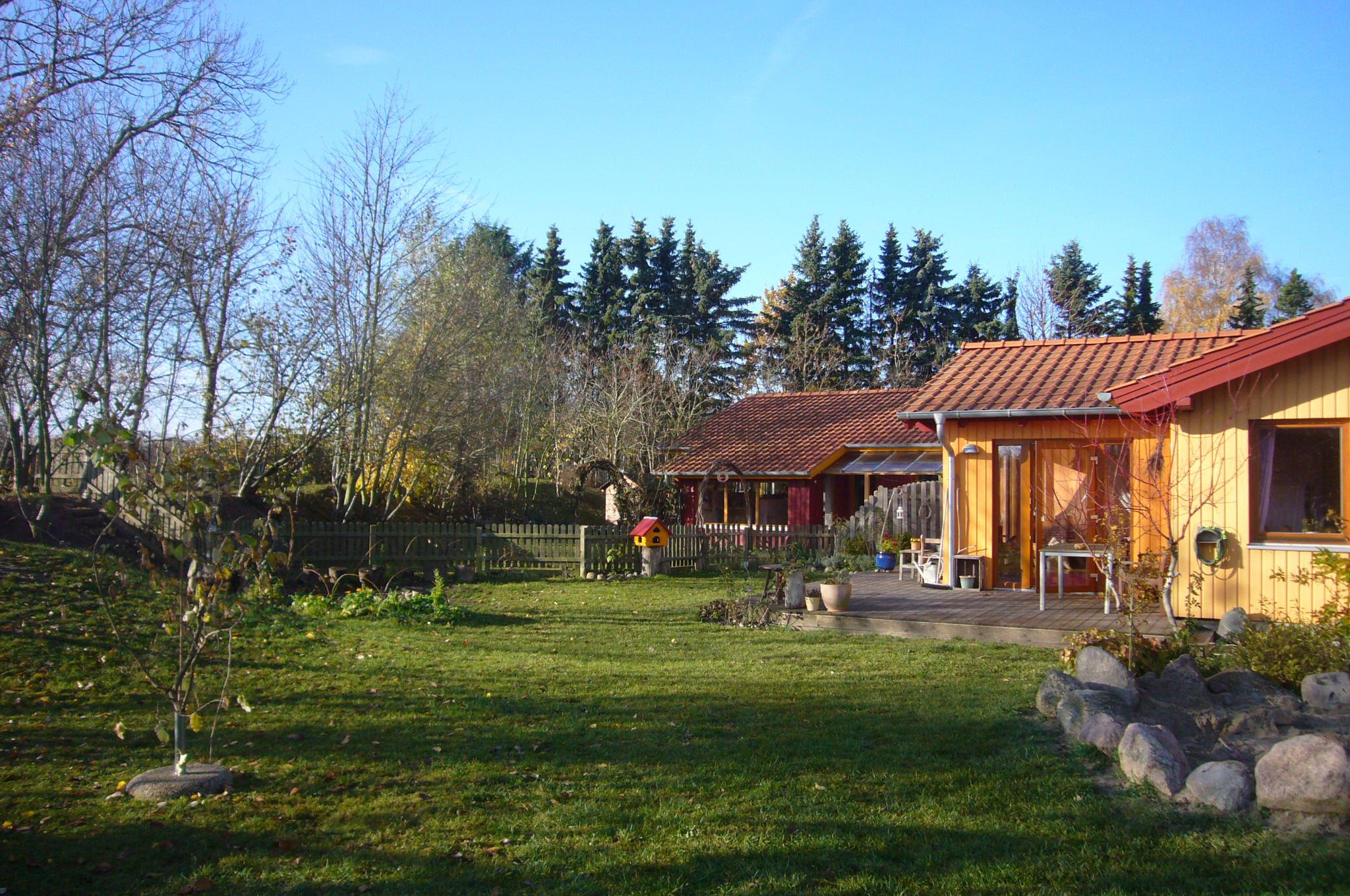 Haus + Garten - Waldorf-Kindergarten Oldenburg i.H.