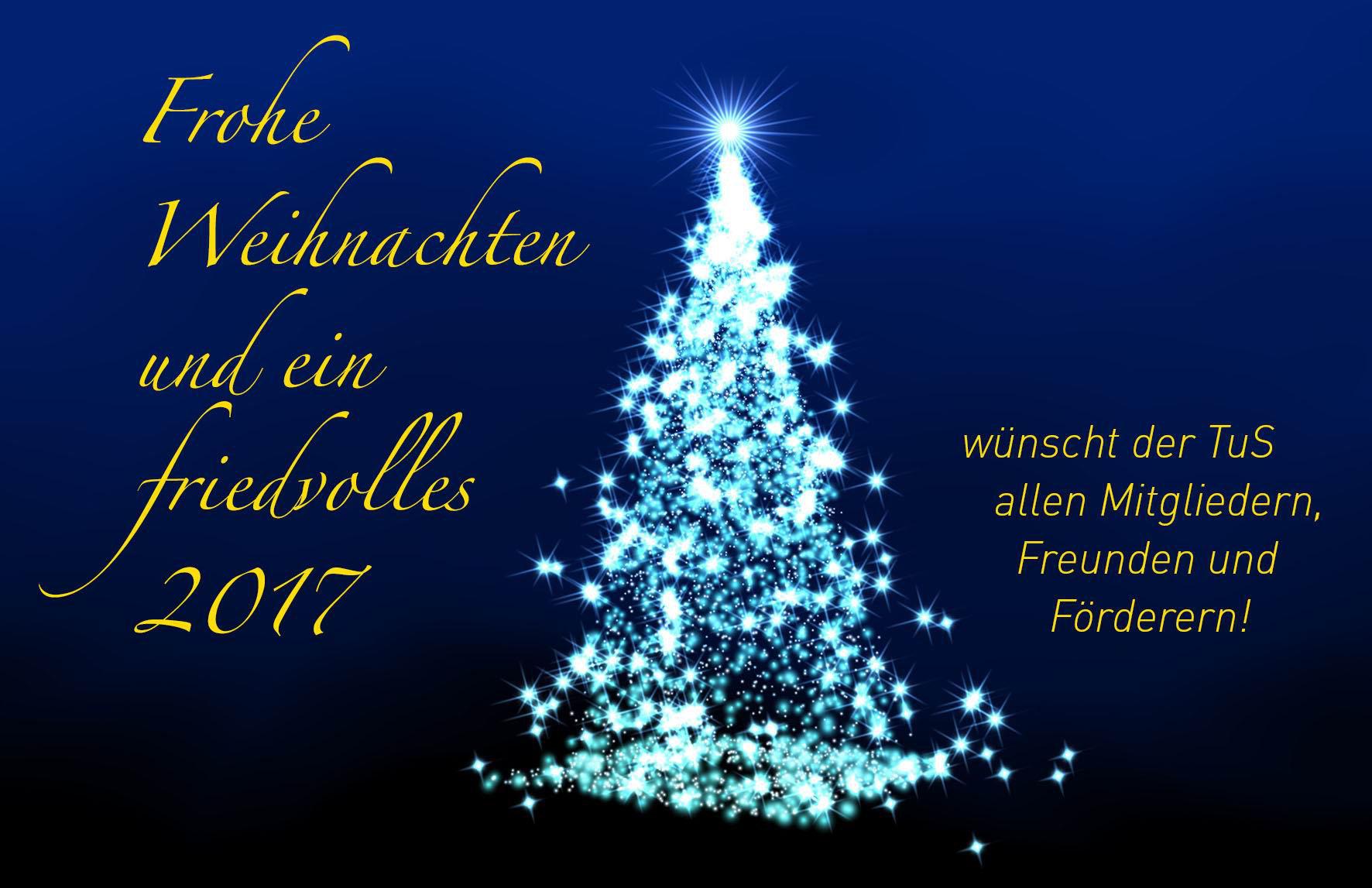 Neues u. Nachrichten Archiv - Dezember 2016 - Homepage des DJK TuS ...