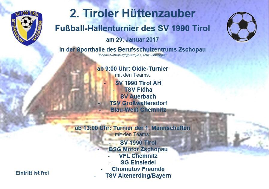 14 Spieltag Sv 1990 Tirol Oelsnitzer Fc 4 1 2 0 Sv1990tirols Webseite