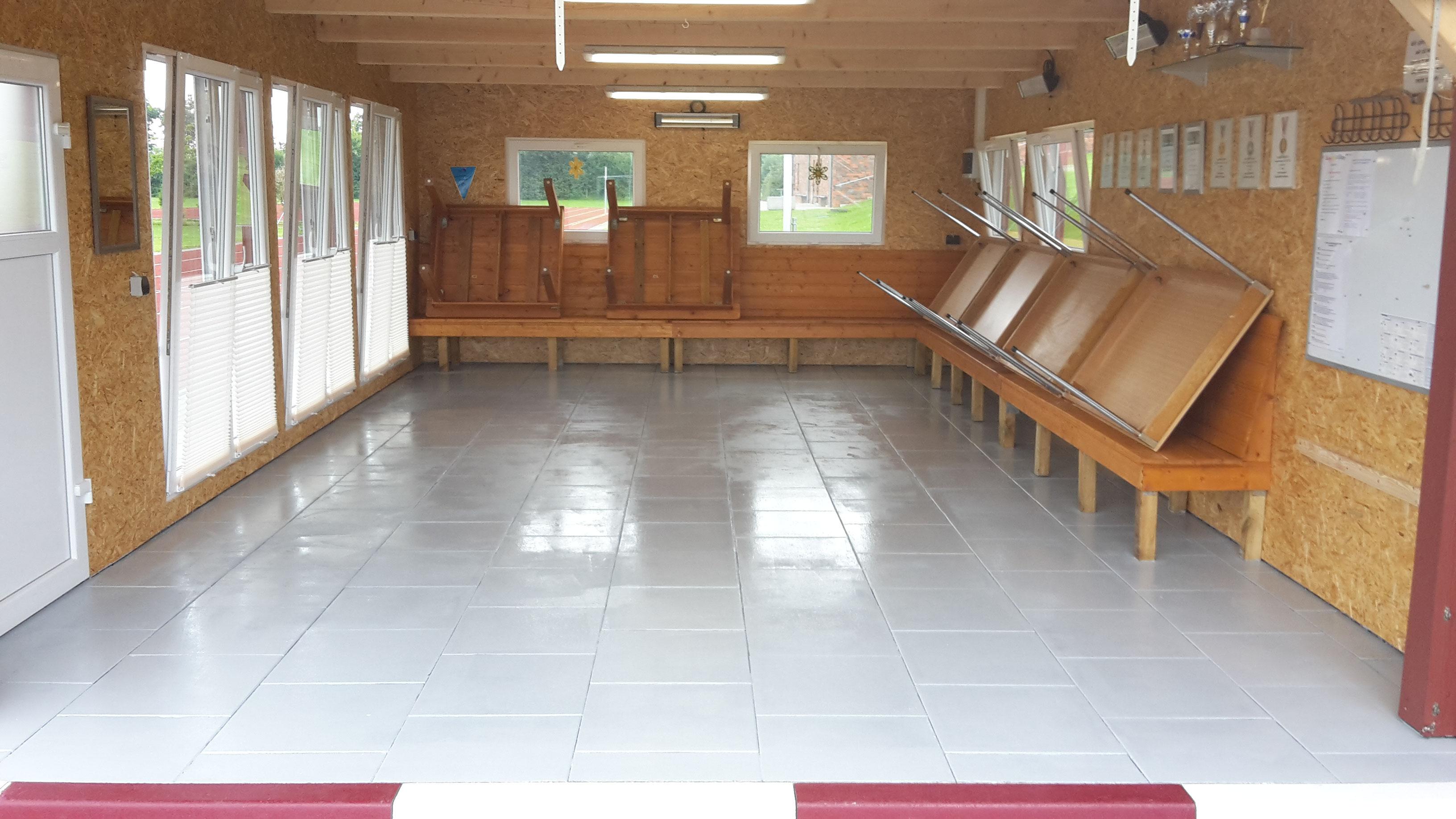 Beton Fußboden Streichen ~ Fußboden streichen die geest bouler