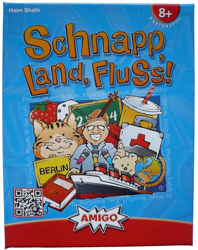 Schnapp, Land, Fluss! - Aktiv mit Deutsch | Florian Krug | Ideen für DaF