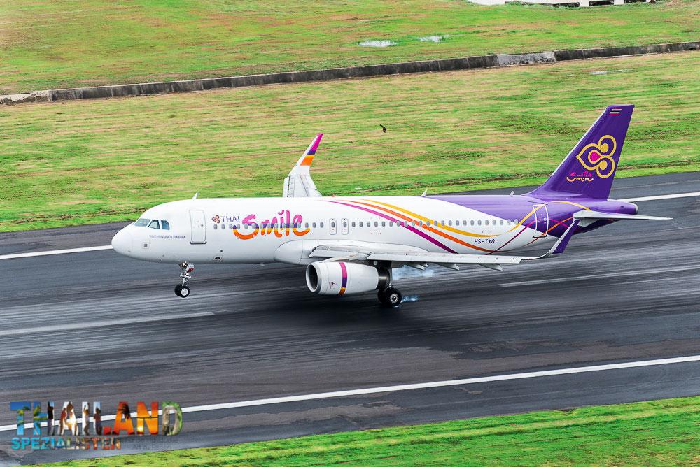 Thai Smile Zweite Tochter Der Thai Airways International