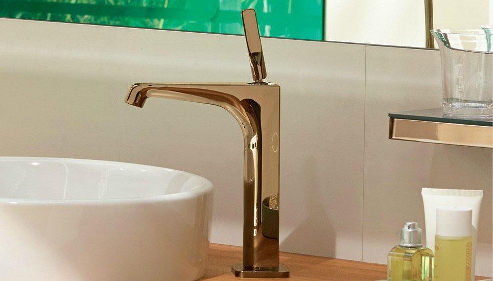 Hansgrohe | Axor Citterio E Faucet - European Consumers Choice ...