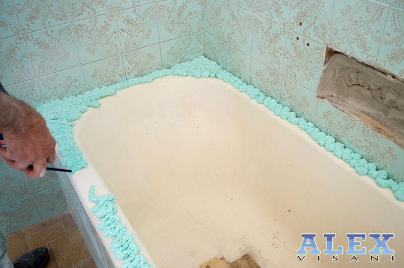 Sovrapposizione vasca da bagno firenze vasca nella vasca pistoia