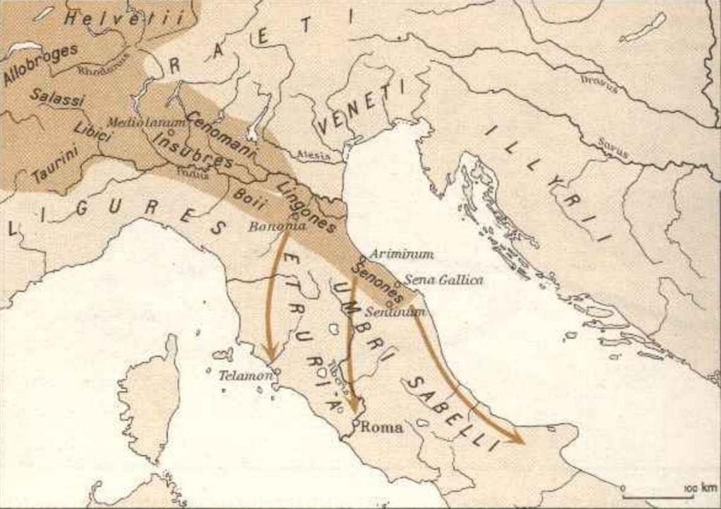Risultati immagini per celti in italia