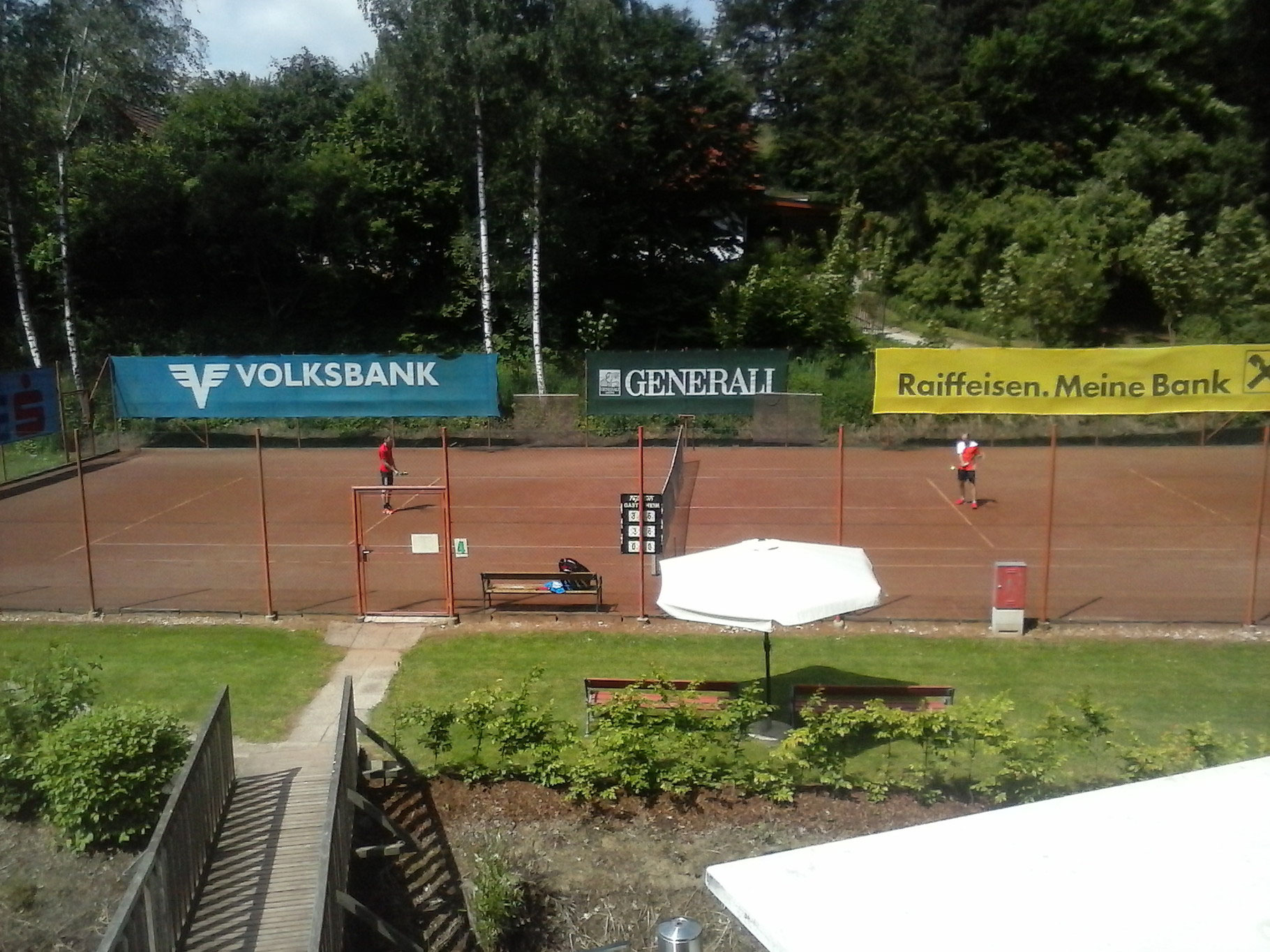 Anlage/Anfahrt - Gföhler Tennisclub gtc
