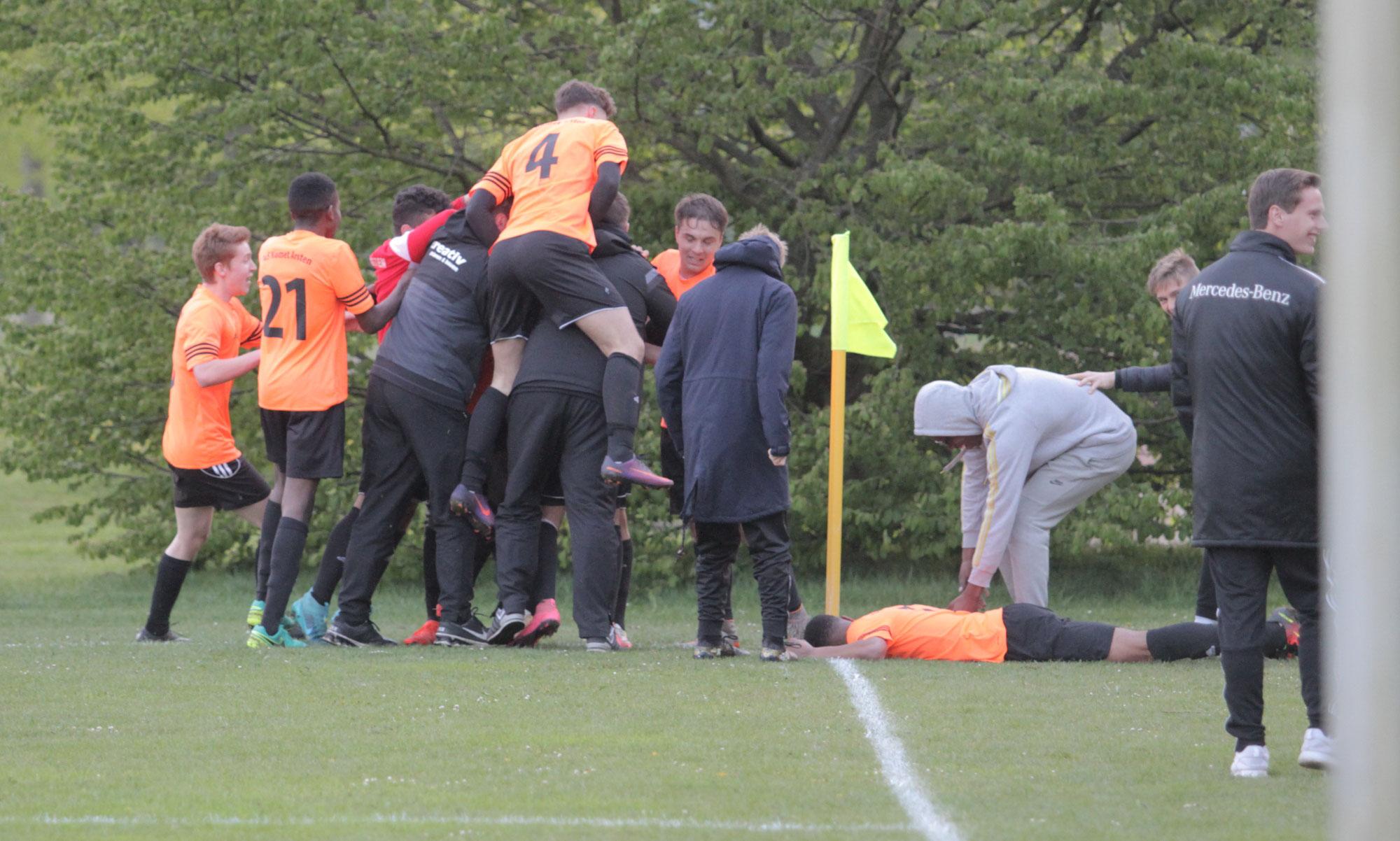 Nach U19 Und U18 Noch Sechs Teams Hoffen Auf Das Pokalfinale Tka