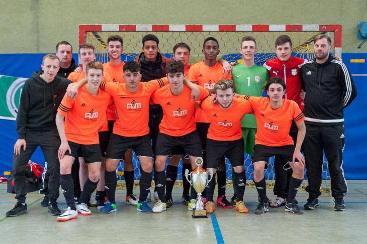 Mit Drei Mannschaften Zur Norddeutschen Futsal Meisterschaft Tka