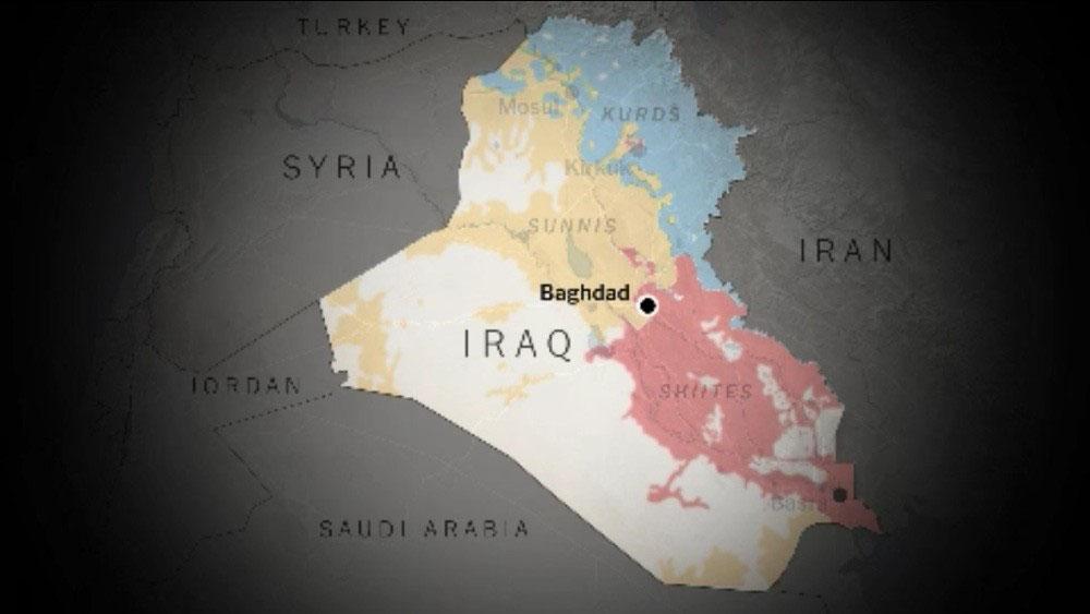Shingal Irak Karte.Irak Yeziden Im Irak