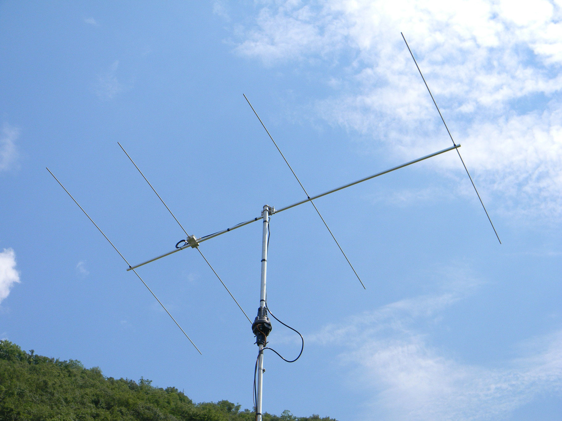 New 50MHz Station - in3ffns Jimdo-Page!