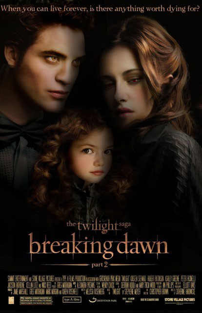 The Twilight Saga Breaking Dawn Biss Zum Ende Der Nacht Teil
