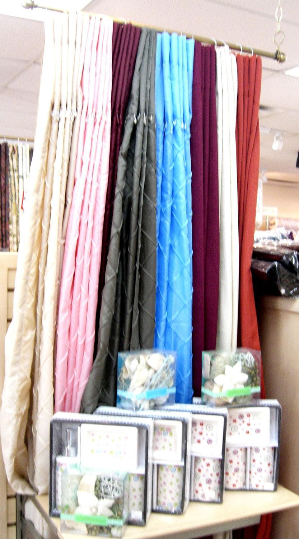 Salle De Bain Shower Curtain ~ accessoire salle de bain draperies tissus decor gabriel