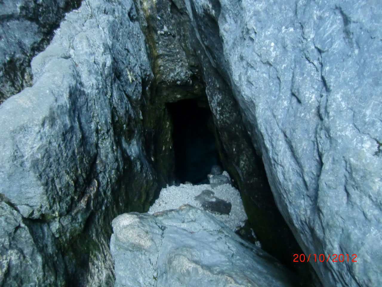Klettersteig Soca Quelle : Soča quelle 20.10.2012 unterwegs im dreiländereck Österreich