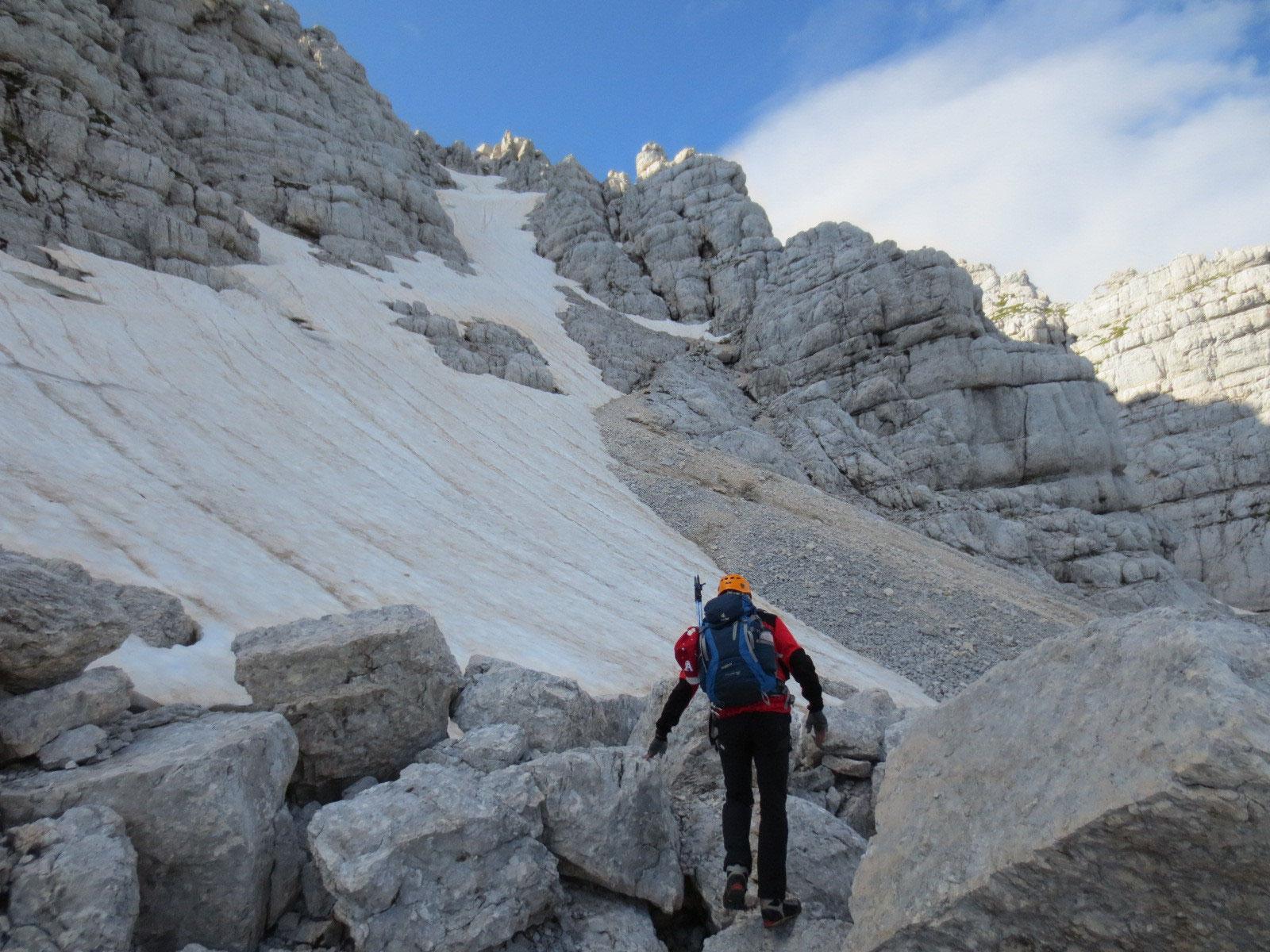 Klettersteig Soca Quelle : Ceria merlone steig 12.07.2014 unterwegs im dreiländereck
