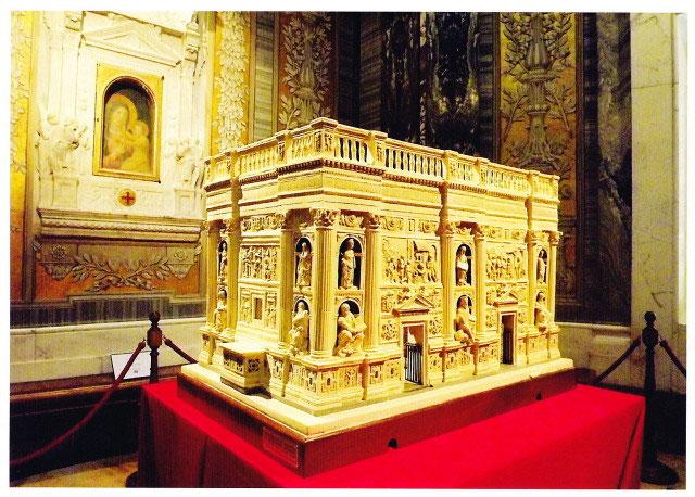 Museo Del Vaticano.Museo Del Tesoro Basilica Di S Pietro Benvenuti Su Edgardomugnoz