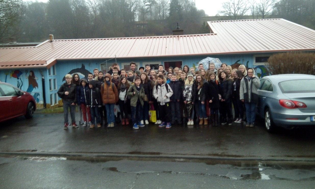 Cornelia- Funke Schule empfängt 26 französische Austauschschüler ...