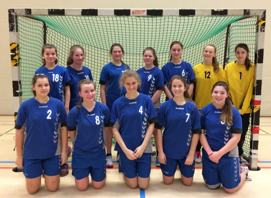 Jugend Trainiert Für Olympia Handball Mädchen Kooperative