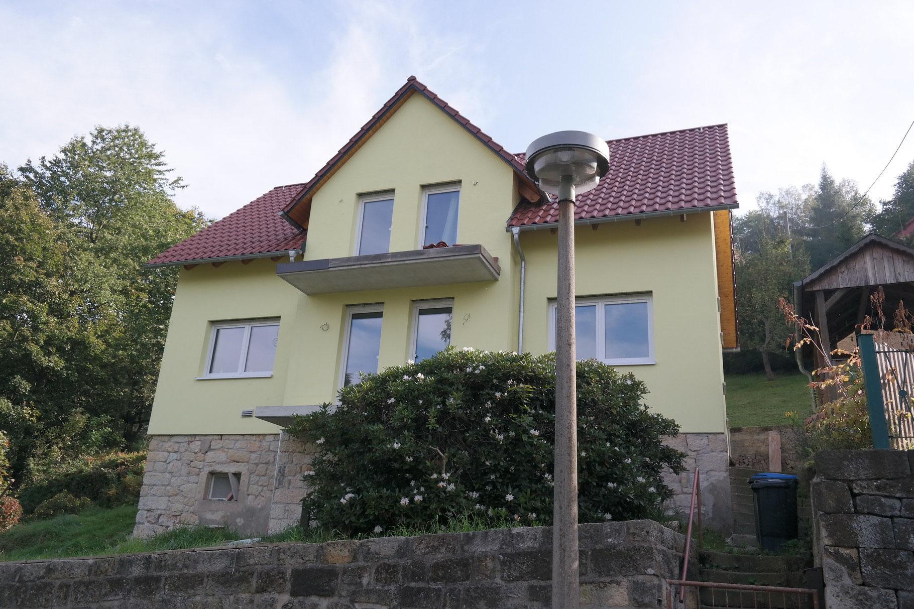 Neubau - bau-schekar