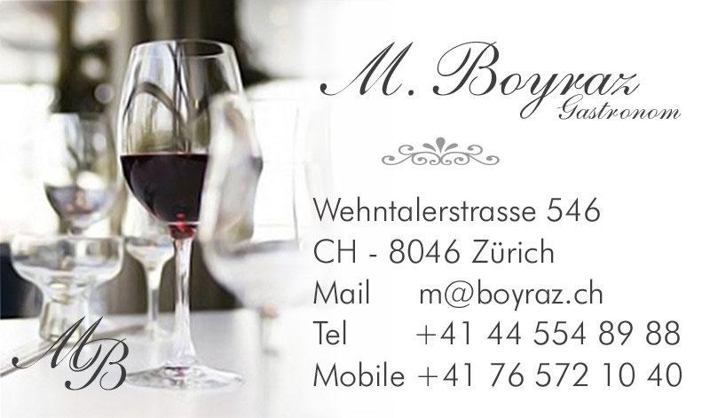 Neue Stilvolle Visitenkarten Digitalvision Uetendorf