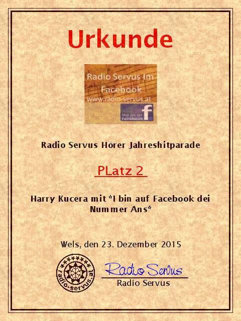 Beste Platzierungen - HARRY KUCERA HOMEPAGE