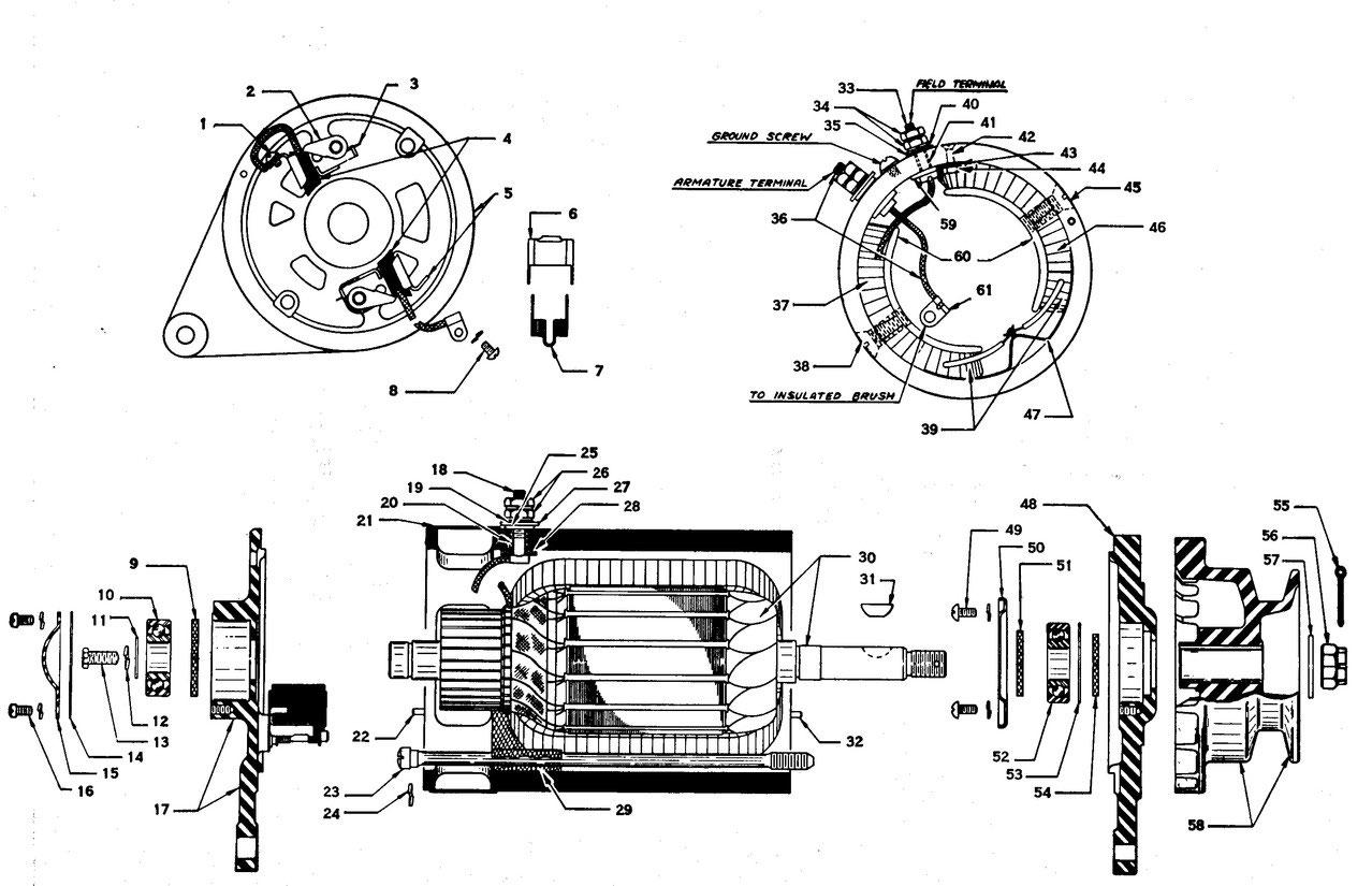 Anlasser und Lichtmaschine - WILLYSJEEP-WORLD.COM