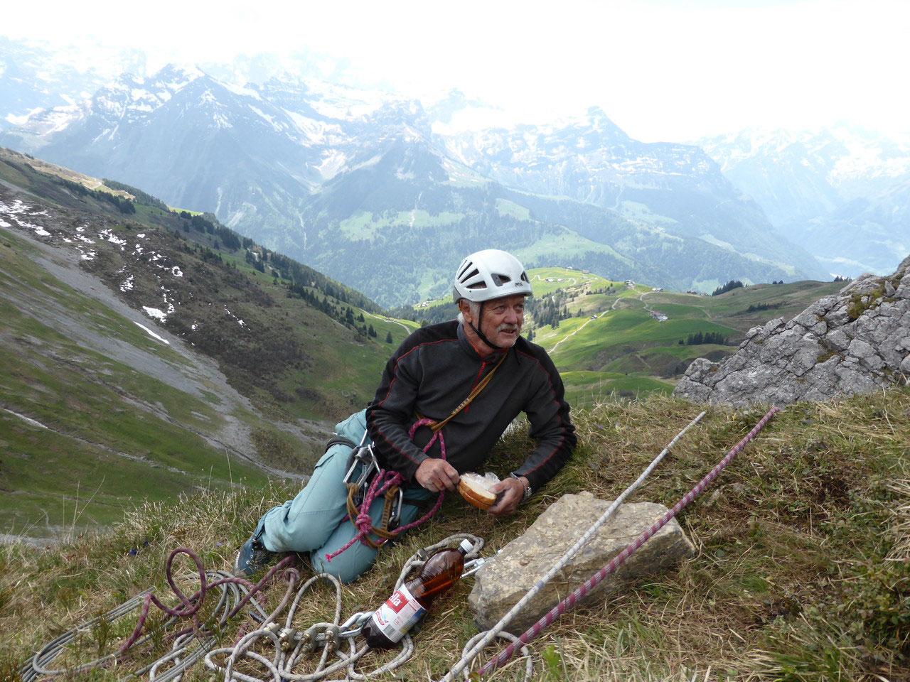 Klettersteig Fruttstägä : Klettersteige fruttstägä