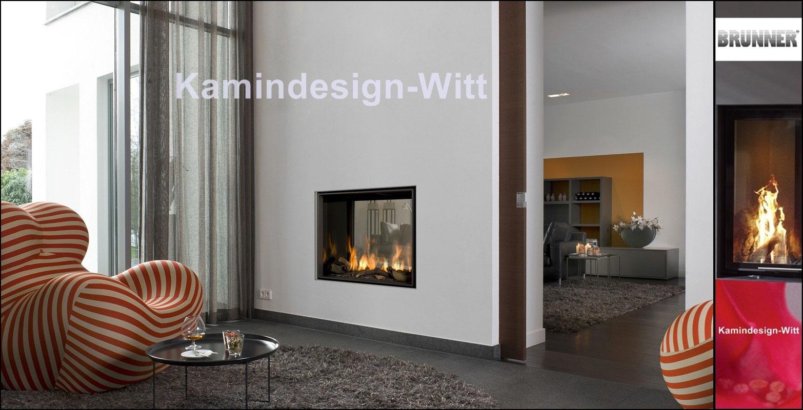 brunner tunnelkamin als gas kamin kaminbau m hlhausen. Black Bedroom Furniture Sets. Home Design Ideas