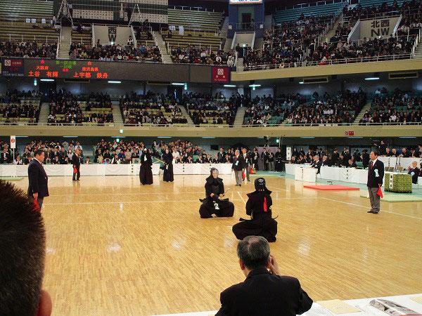 11月3日 第64回全日本剣道選手権...