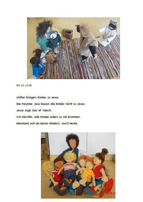 Jesus und die Kinder - Religions-Ordner für inklusiven ...