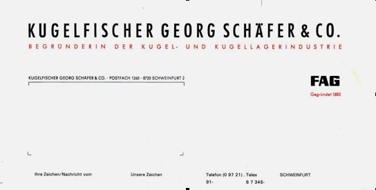 Die Ära Haus Schäfer - Schweinfurtführer - Ein Führer durch ...
