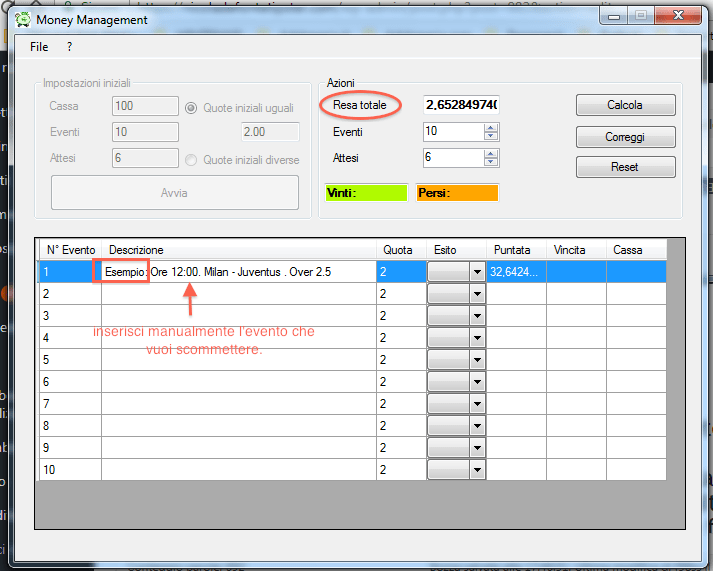 Binary options money management calculator stocks meaning of betting odds