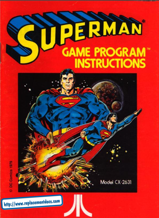 Superman - Ultimate History of Video games