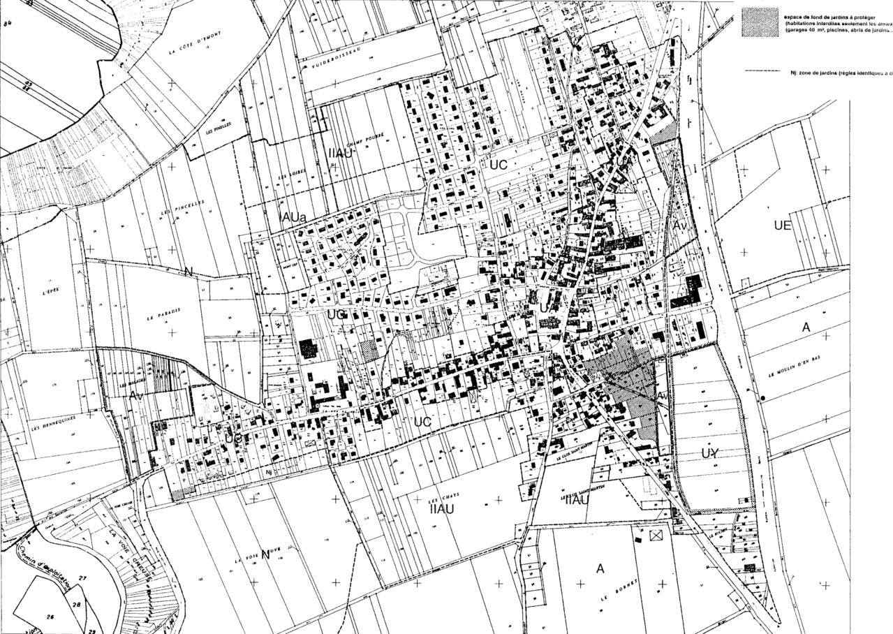 L Urbanisme Site Officiel De La Commune