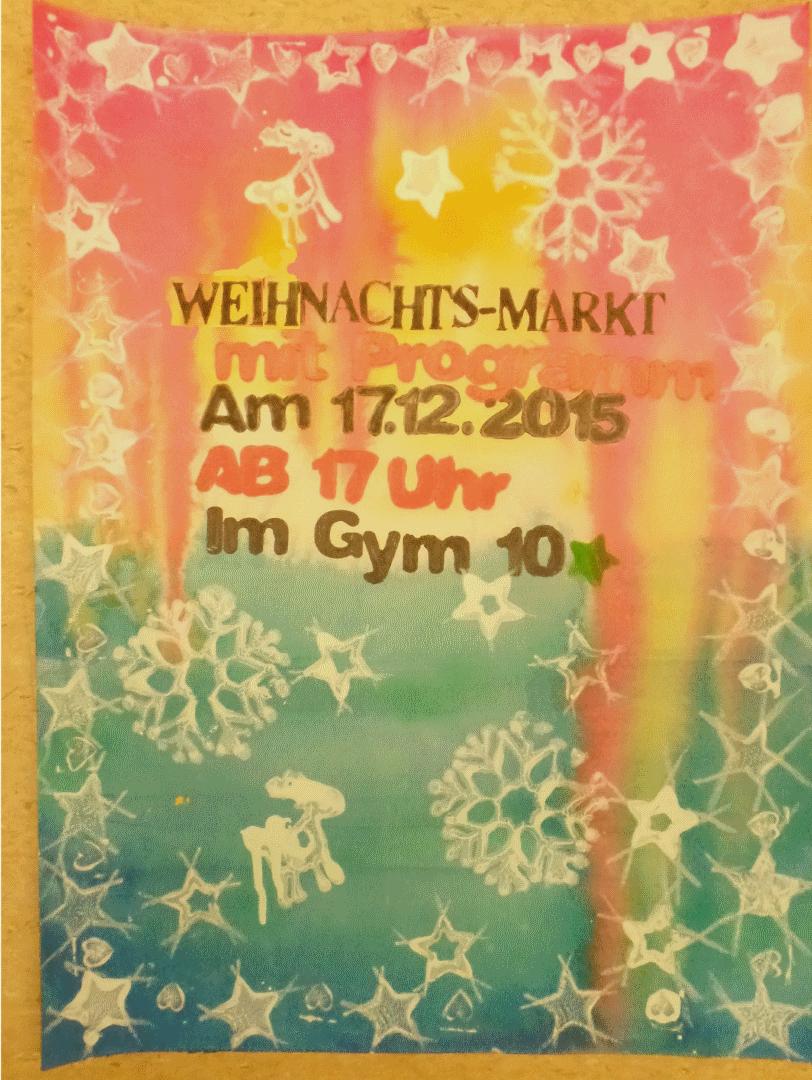 Weihnachtsfeier Erfurt.Weihnachtsfeier Staatliches Gymnasium 10 Erfurt