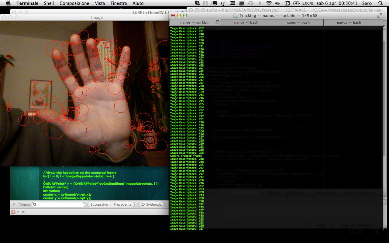 Opencv Keypoint Sort