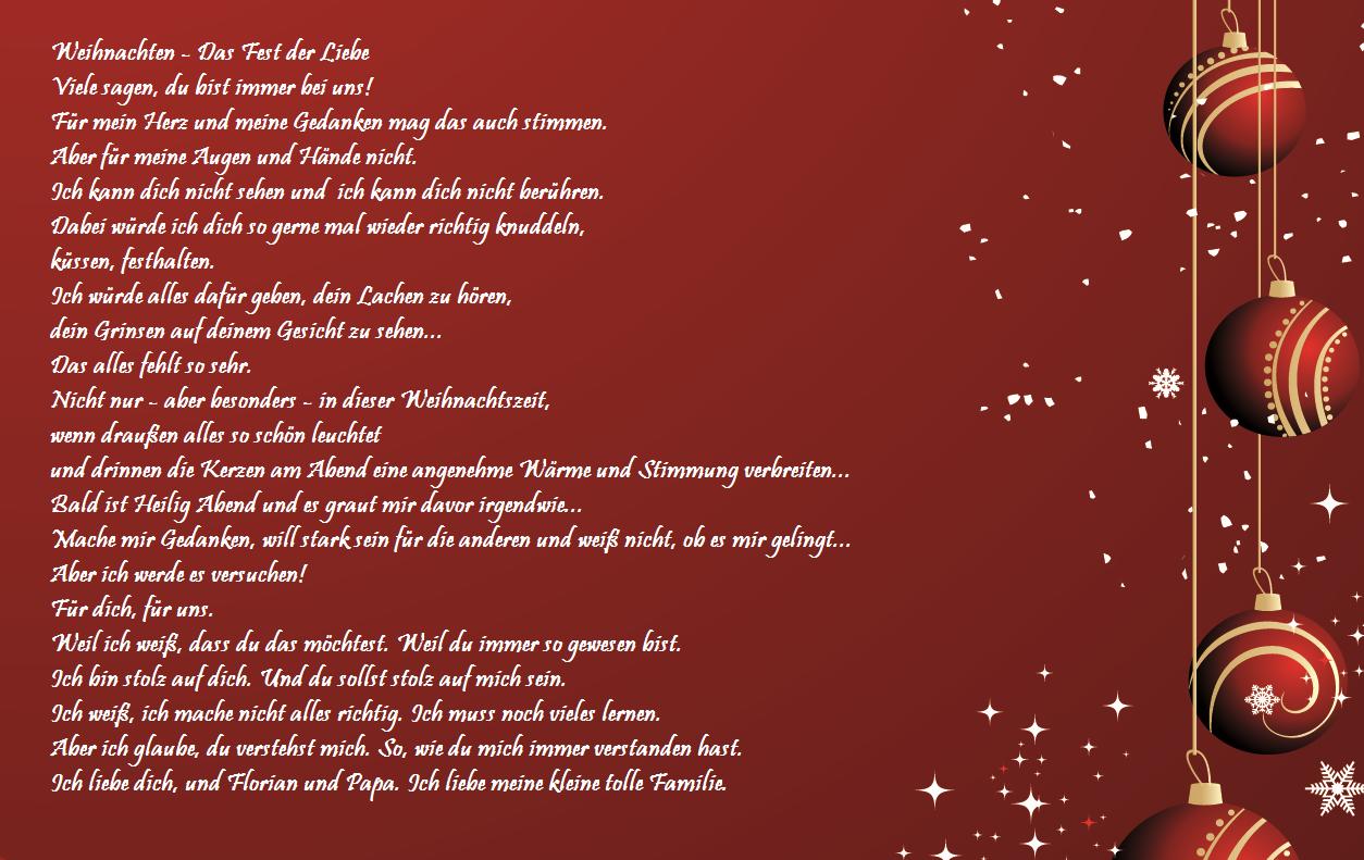 Weihnachten Das Fest Der Liebe Oli Forever
