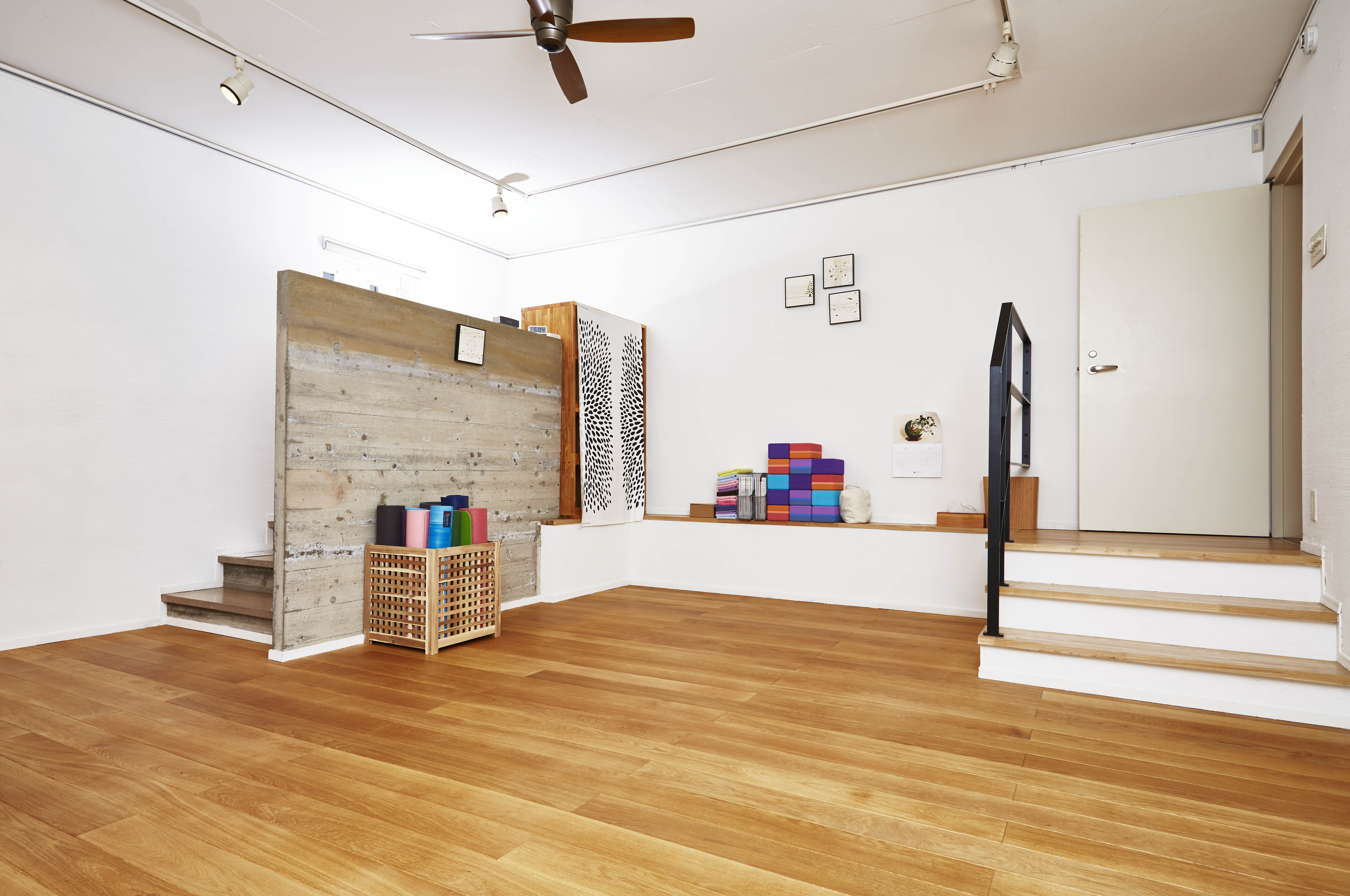 yoga studio FLATの画像