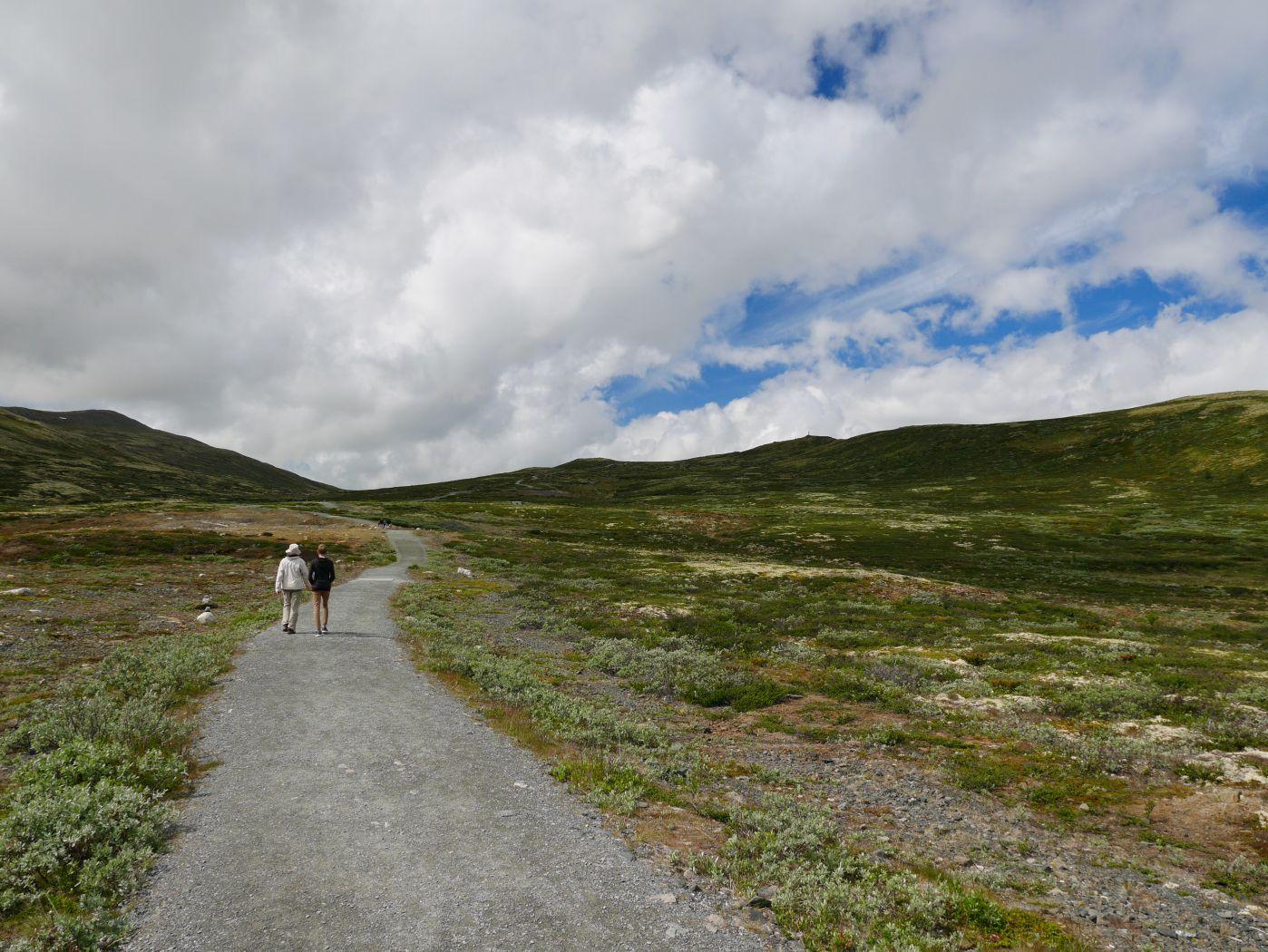 Weg zum Viewpoint