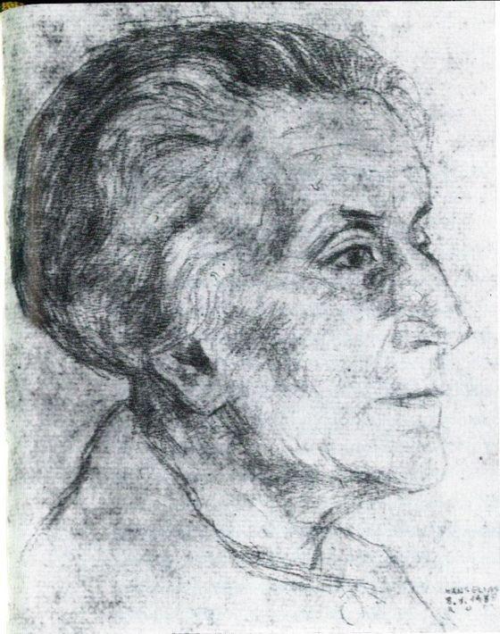 Anna Elias, geb. Oppenheimer