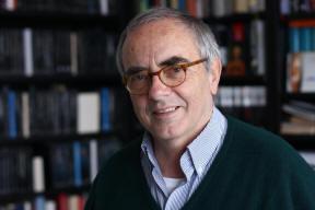 """Sprach auf Einladung des FÖRDERVEREINS LIBERALE SYNAGOGE über die """"SChwarze Reihe"""": Prof. Walter H. Pehle"""