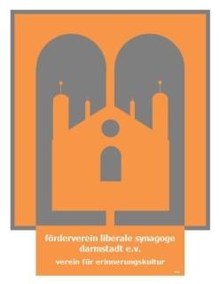Förderverein Liberale Synagoge-Logo von Klaus Feuchtinger