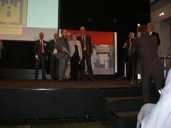 Der Förderverein Liberale Synagoge erhält den Ludwig-Metzger-Anerkennungspreis 2013