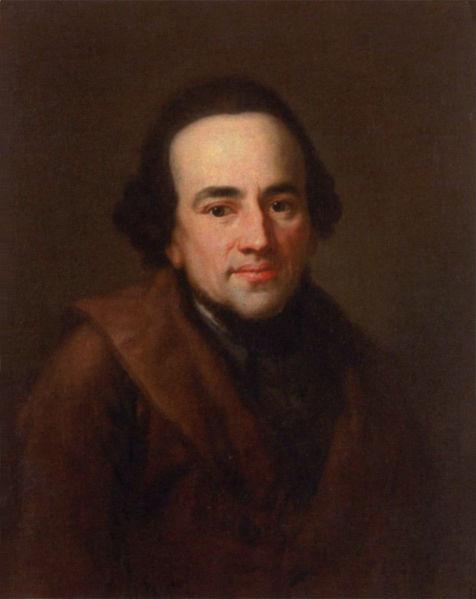 Urahn von Julius H. Schoeps: Der deutsch-jüdische Philosoph der Haskala, der dt.-jüd. Aufklärung: Moses Mendelssohn