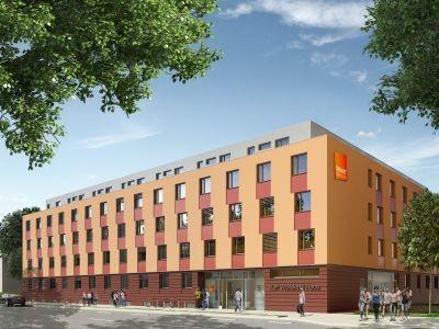 Exklusiv beim Förderverein Liberale Synagoge vorgestellt: Die Pläne fürs neue Karl-Wolfskehl-Studentenwohnheim Stephanstr.