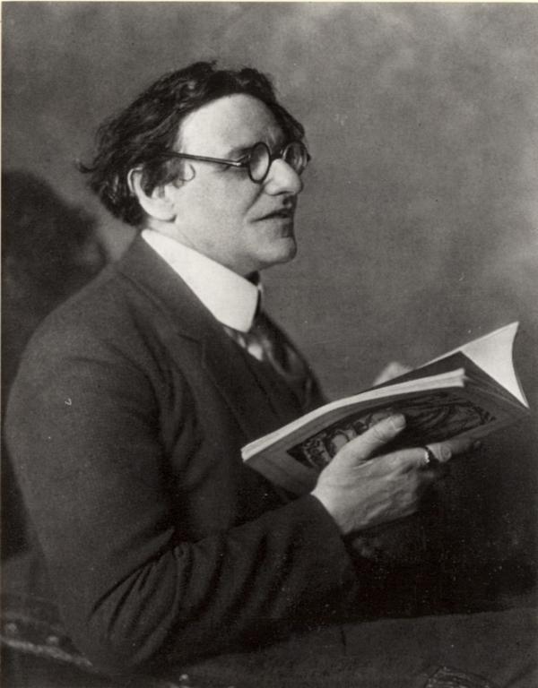 Ottos berühmter ältester Sohn: Der Dichter und Übersetzer Karl Wolfskehl